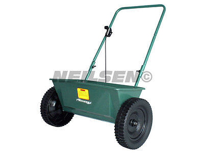 60LB Multi Flowing Material Seeder Spreader Salt Grit (Genuine Neilsen CT2209)