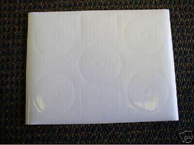 Mini Dvd Labels (500 HIGH QUALITY GLOSSY MINI CD DVD CD-R DVD-R LABELS, MB3 )