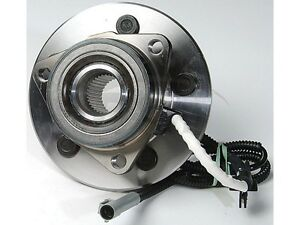 Front Wheel Bearing and Hub Assembly - 4 Wheel ABS FORD 150