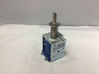 F300129p - New Washer Door Lock Solenoid 220v Alliance Unimac Sq Huebsch