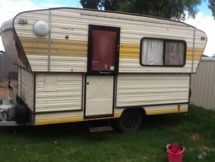 Prattline low tow caravan Oatlands Parramatta Area Preview