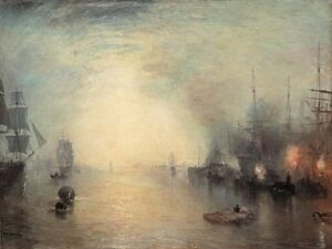 print of painting by Turner