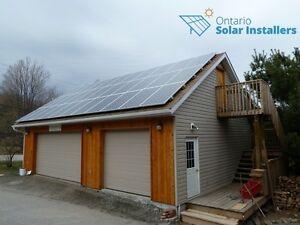 Solar panels microFIT & Net Metering programs Kingston Kingston Area image 7