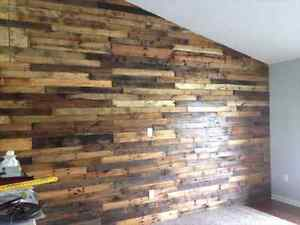 ACCENT PALLET WALL PALLET WOOD FOR SALE DIY