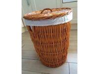 PIER wicker basket