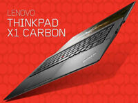 X1 Carbon lenovo thinkpad i7 core, 8GB ram, 256GB SSD, WQHD Touch screen IPS , warranty! Thinkpad