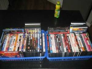 over 200 dvd movies (great titles full list) $2 each or 3 for $5