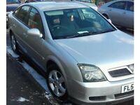 Vauxhall vectors 1.8 2004 5 months mot great car