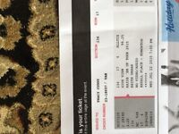 For Sale: 2 Keith Urban Tickets
