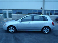 2006 Kia Spectra 5 Hatchback. Group Electric. AC...