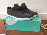 Nike SB skate shoes barely worn UK size 10 grey