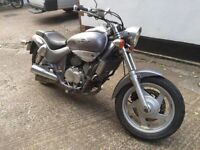 "2003 ""Hardly Davidson"" Kymco Venox 250cc motorcycle 250 cc."