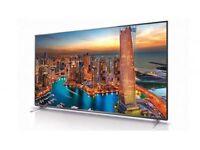 "50"" Panasonic VIERA TX-50CX700B Smart 3D Ultra HD 4K LED TV reduced scratch on screen"