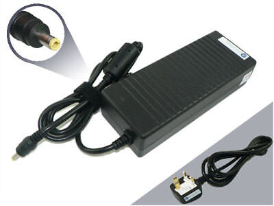 Just Laptops Rock 20V 6A 5.5mm x 2.5mm AC Adapter Power Supply Unit PSU Charger
