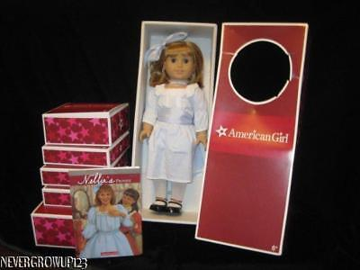 AMERICAN GIRL NELLIE'S COLLECTION~ACCESSORIES~HOLIDAY DRESS~COAT~PAJAMAS~MORE~NI