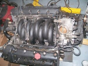 Jaguar XJ X308 1997-2003 4.0L V8 Engine Block 152 000KM