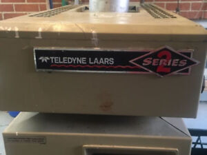 POOL HEATER TELEDYNE LAARS  SERIES TWO