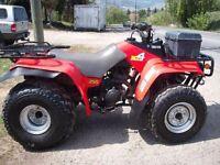 VTT YAMAHA 250 cc