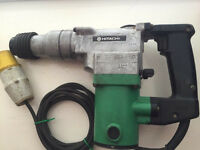 Hitachi 110 Volt Demolition Breaker