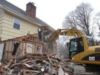 Demolition Services 10% off