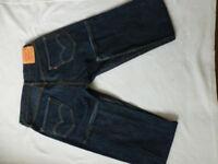 BRAND NEW LEVI 501 XX BLUE JEANS £25 BRAND NEW LEVI 501 XX BLUE JEANS £25 Trouser Size: W32 L34