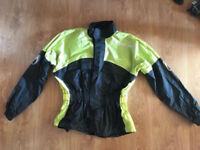 Richa Motorbike waterproof jacket and trousers (xl)
