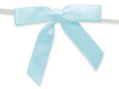 6ct. Pre-Tied LIGHT BLUE 2