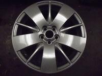 "mg zt rover 75 starspoke 17"" alloy wheels refurbished Connoisseur etc"