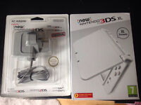 Brand New in Box New Nintendo 3DS XL with charger