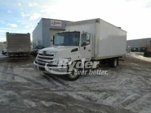 Hino | Find Heavy Pickup & Tow Trucks Near Me in Edmonton