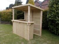 Garden Bar / Man Cave / Father's Day Gift / Pub / Tiki Bar