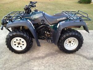 looking for a Plow or Blade for my ATV