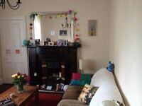 Shandon, 2 Bedroom flat, Hermand Crescent, available mid March, £800/month