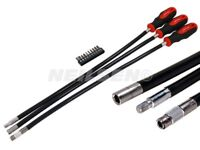 Flexible Screwdriver Set - 3pc