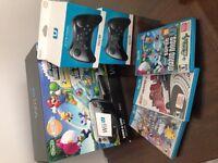 $500 OBO - Wii U Mario & Luigi Deluxe Set + games and accessorie