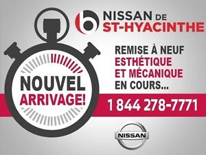 2013 Nissan Sentra S AUTOMATIQUE AIR CLIM JAMAIS ACCIDENTÉ CERTI