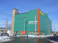 Entreposage Montréal