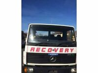 Car/Van/Bike Recovery 24/7