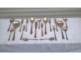 Selection of Silver-Plated Cutlery