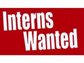 Social Media Intern internship position for a Company in London