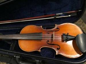 3/4 size European made Violin