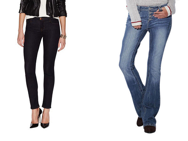 Slim Fit vs. Skinny Jeans