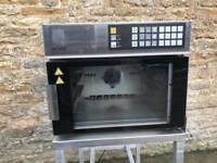 Miwe Gusto oven 3 trays , digital controls