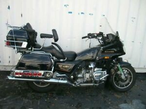 1984 Honda GL1200 Goldwing Interstate