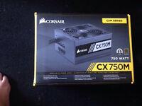 Corsair CX750M modular power supply unit