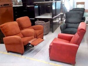 LAZYBOY - FAUTEUILS INCLINABLES - CHAISE LONGUE - RECLINER