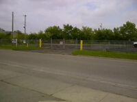 FENCED COMPOUND FOR LEASE-ZONED FOR CAR SALES!!