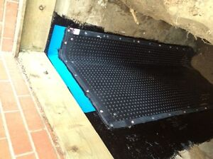 Specializing in Waterproofing Weeping Tile Cracks Parging London Ontario image 10