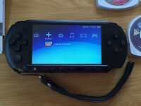 Sony PSP, great condition - boxed
