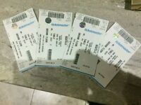 4 x Tickets - Bagatelle - Vicar Street, Dublin, Sunday 29 January 2017